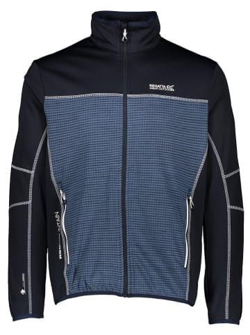"""Regatta Fleece vest """"Yare III"""" donkerblauw/blauw"""