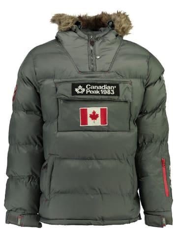 "Canadian Peak Winterjas ""Borneak"" antraciet"