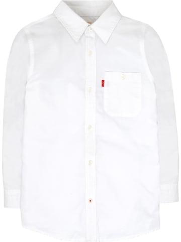 Levi's Kids Hemd in Weiß