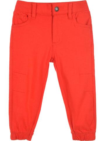 Levi's Kids Spodnie w kolorze pomarańczowym