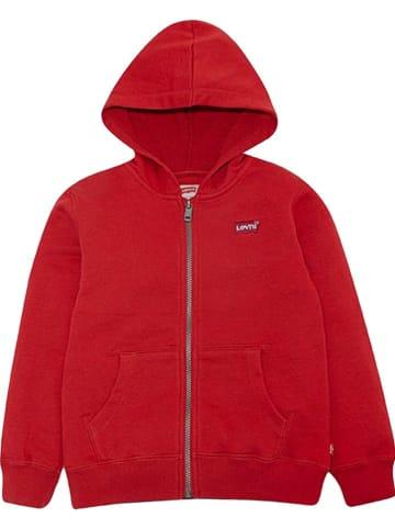 Levi's Kids Bluza w kolorze czerwonym