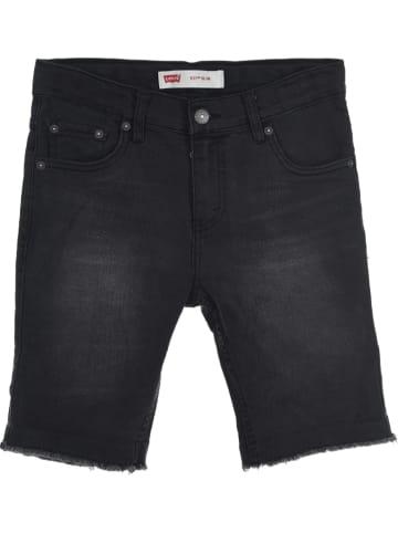 Levi's Kids Shorts in Schwarz