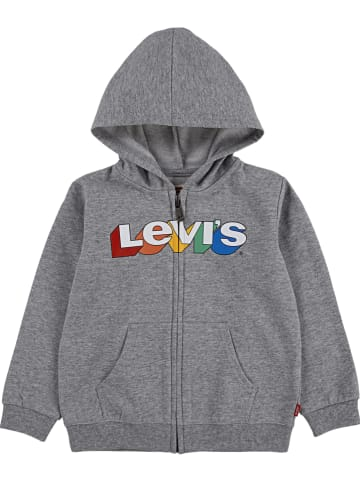 Levi's Kids Bluza w kolorze szarym