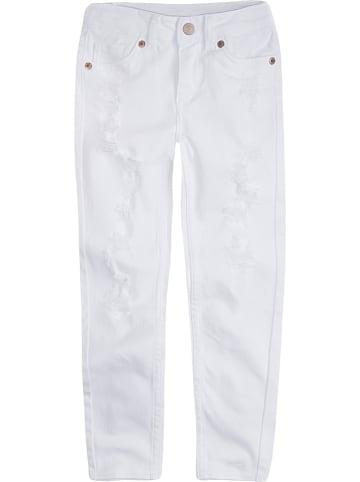 "Levi's Kids Jeans ""710"" in Weiß"