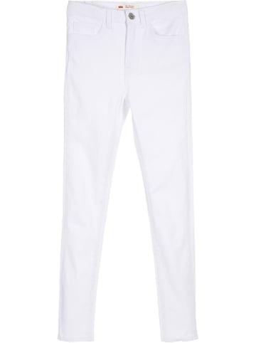 """Levi's Kids Jeans """"720"""" - High Rise Super Skinny fit -  in Weiß"""