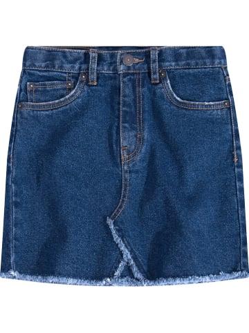 Levi's Kids Spódnica dżinsowa w kolorze granatowym