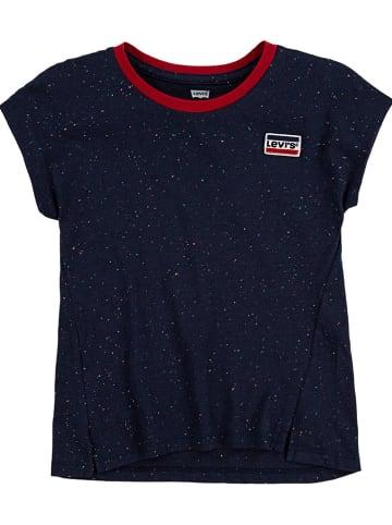 Levi's Kids Shirt donkerblauw