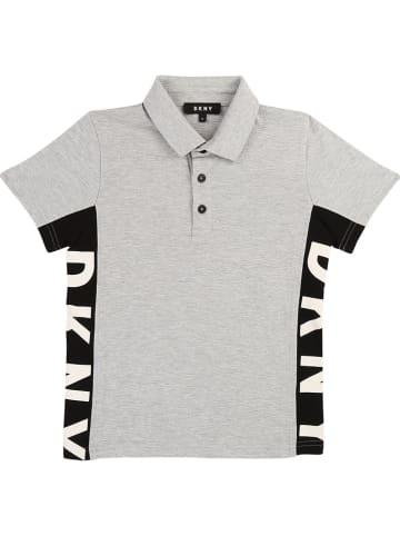 DKNY Poloshirt grijs