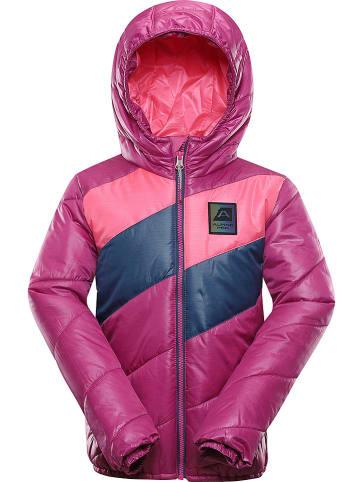 """Alpine Pro Winterjas """"Meriko"""" roze"""