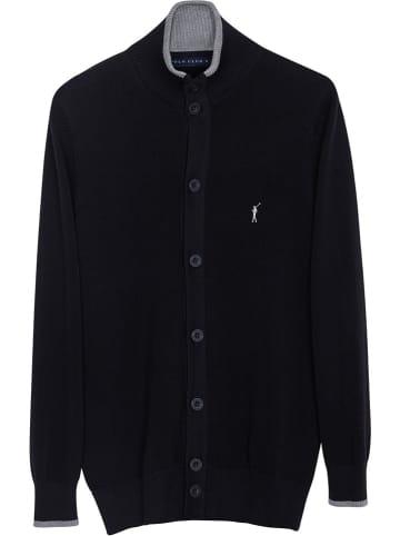 Polo Club Vest zwart