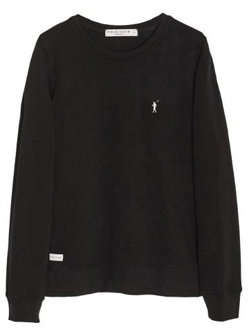 Polo Club Sweatshirt zwart