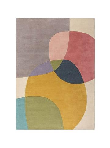 Flair Rugs Scheerwollen tapijt meerkleurig