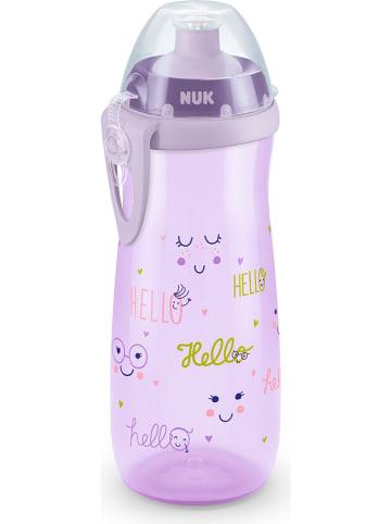 "NUK Drinkfles ""Sports Cup"" lila - 450 ml"