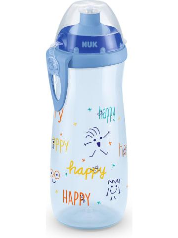 "NUK Drinkfles ""Sports Cup"" lichtblauw - 450 ml"