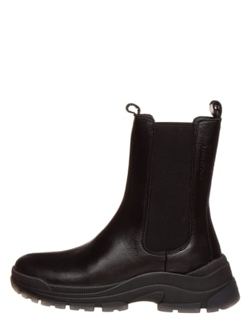 """Marc O'Polo Shoes Leren chelseaboots """"Maia 10"""" zwart"""