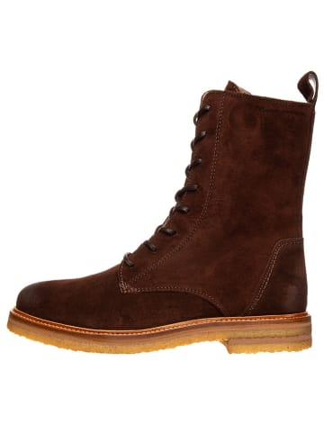 """Marc O'Polo Shoes Leder-Boots """"Brenda"""" in Braun"""