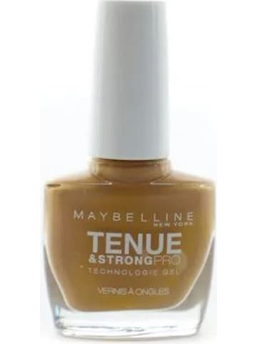 "Maybelline Nagellak ""Tenue & Strong Pro - 897 Driver"", 10 ml"