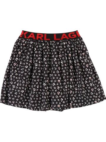 Karl Lagerfeld Kids Rok zwart/wit