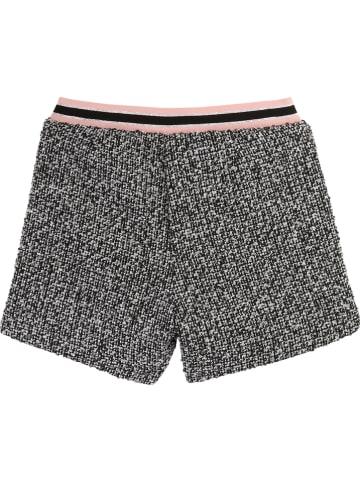 Karl Lagerfeld Kids Shorts in Schwarz/ Weiß