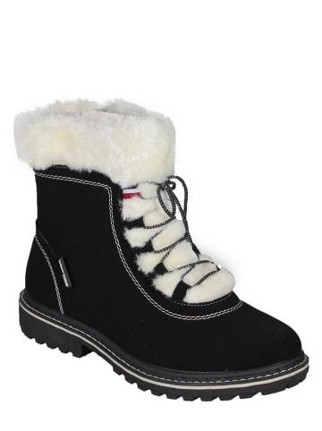 Vertigo Winterboots zwart/wit