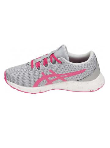 """Asics Sneakers """"HyperGel Yu GS"""" grijs/roze"""