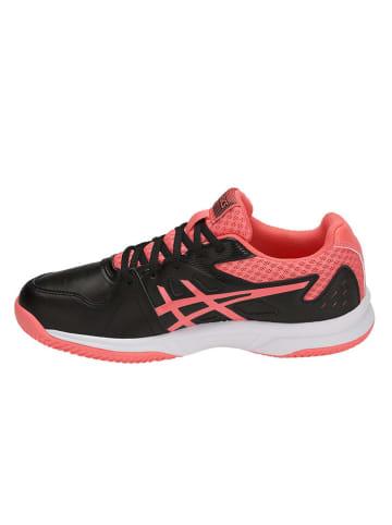 """Asics Tennisschoenen """"Court Slide Clay"""" zwart/roze"""