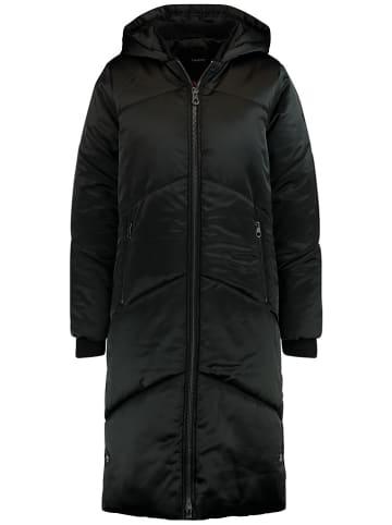 TAIFUN Wintermantel zwart
