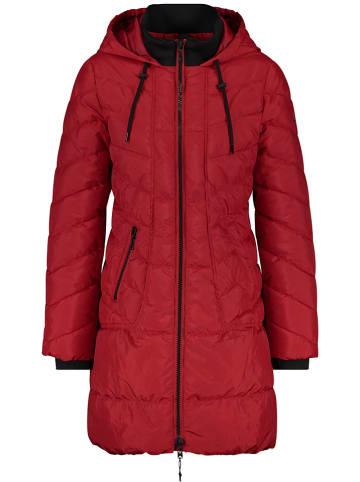 TAIFUN Wintermantel in Rot