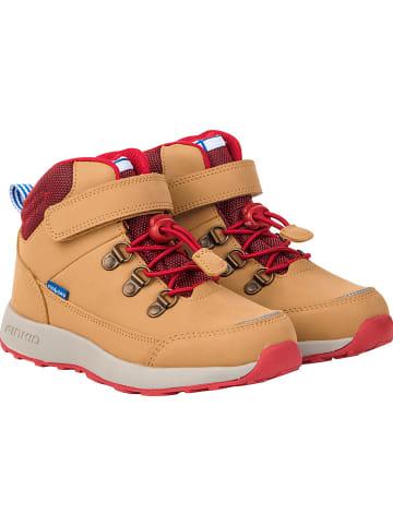 """Finkid Leder-Boots """"Kivuta"""" in Ocker"""