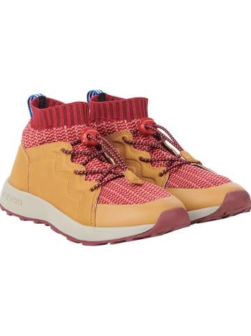"Finkid Sneakers ""Loikka"" in Orange/ Pink"