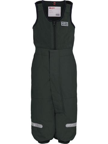 """Legowear Spodnie narciarskie """"Puelo"""" w kolorze zielonym"""