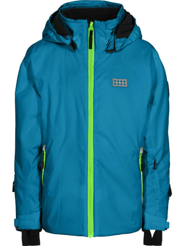 "Legowear Ski-/snowboardjas ""Joshua"" turquoise"