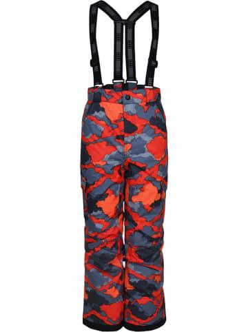 """Legowear Spodnie narciarskie """"Powai"""" w kolorze pomarańczowym"""