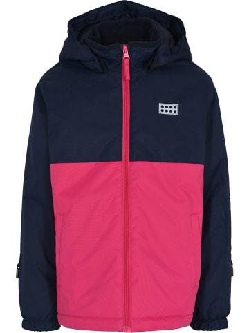 """Legowear Winterjacke """"Jodie"""" in Pink/ Dunkelblau"""