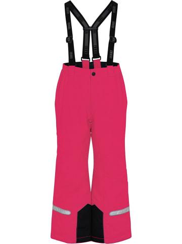 """Legowear Spodnie narciarskie """"Powai"""" w kolorze różowym"""