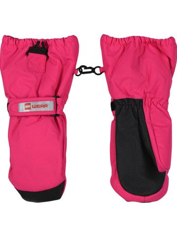 """Legowear Ski-/snowboardwanten """"Aripo"""" roze"""