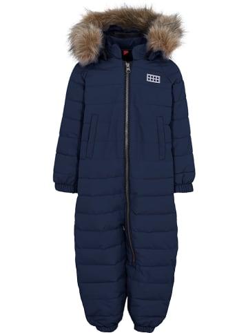 """Legowear Sneeuwpak """"Junin"""" donkerblauw"""
