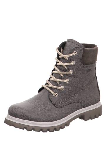 "Legero Leder-Boots ""Monta"" in Grau"
