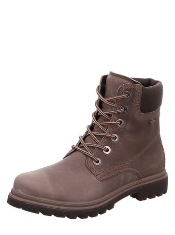 "Legero Leren boots ""Monta"" grijs"