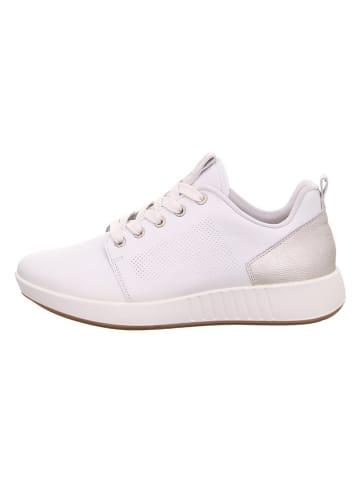 """Legero Leder-Sneakers """"Essence"""" in Weiß"""