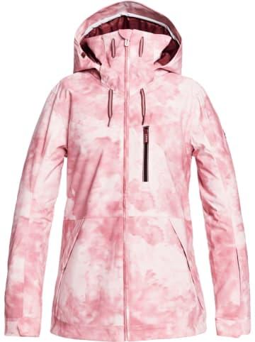 "Roxy Ski-/ Snowboardjacke ""Presence"" in Pink/ Silber"