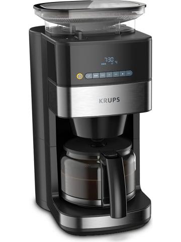 """Krups Koffiezetapparaat """"Grind & Brew"""" zwart - 1,25 l"""