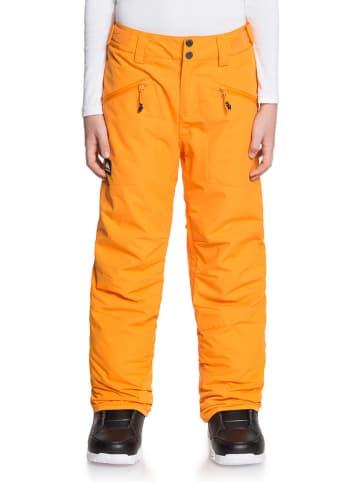 """Quicksilver Ski-/ Snowboardhose """"Boundry"""" in Orange"""