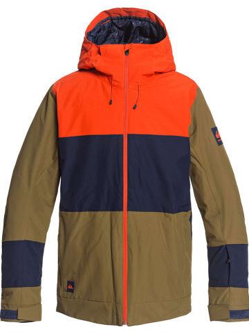 """Quicksilver Ski-/snowboardjas """"Sycamore"""" meerkleurig"""