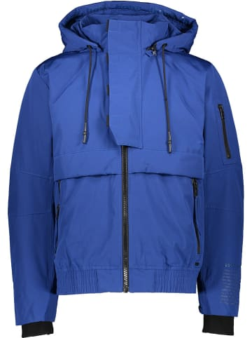 "Tigha Winterjas ""Eason"" blauw"
