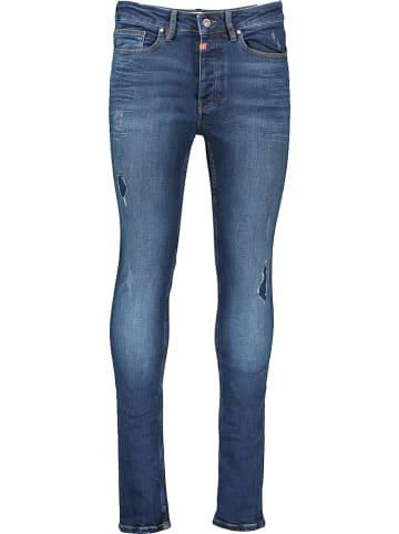 "Tigha Spijkerbroek ""Robin 9054"" - skinny fit - blauw"