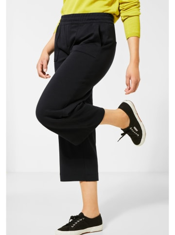 Street One Culotte in Schwarz