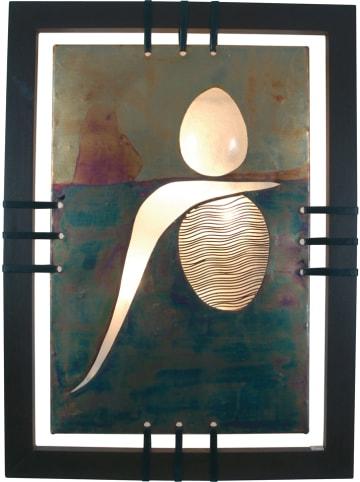 Näve Verlicht decoratief beeld - (B)30 x (H)35 cm
