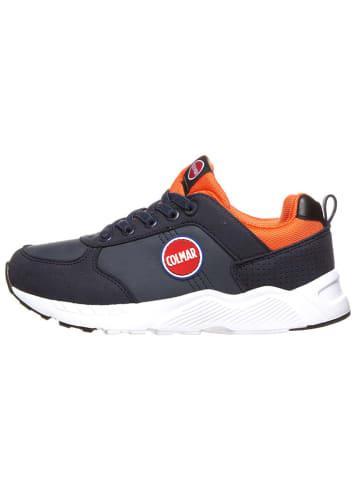 """COLMAR Sneakers """"Travis Colors"""" donkerblauw"""