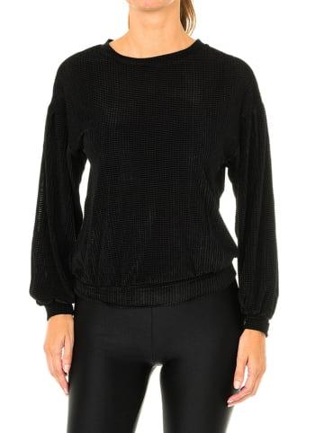 "Smash Sweter ""Picante"" w kolorze czarnym"
